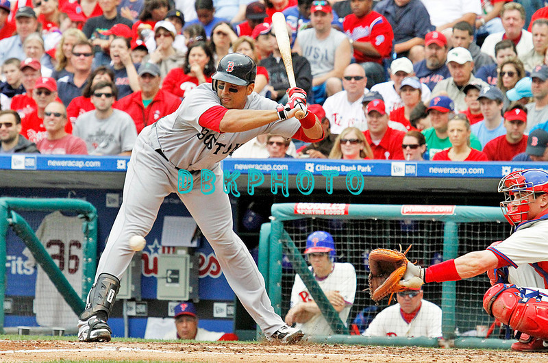 May 23, 2010  Boston Red Sox catcher Victor Martinez #41