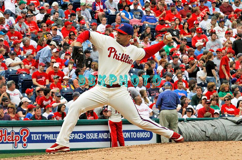 May 23, 2010  Philadelphia  Phillies'  pitcher J.C.Romero #16