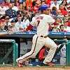 May 23, 2010  Philadelphia  Phillies'  infielder Juan Castro, #7 hi
