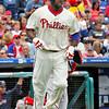 May 23, 2010  Philadelphia  Phillies'  1st Baseman Ryan Howard #6