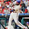 May 23, 2010  Philadelphia  Phillies'  1st baseman Ryan Howard #6 s