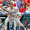 May 23, 2010  Boston Red Sox infielder Dustin Pedroia #15