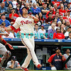 May 23, 2010  Philadelphia  Phillies'  infielder Greg Dobbs #19