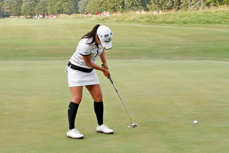 June 20, 2010 Ai Miyazato won the LPGA ShopRite Classic