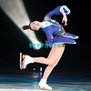 """Japanese Olympic Gold Medalist, Shizuka AraKawa performing in Caesars Tribute II """"A Salute to the Ladies of the Ice skating show and tribute to Peggy Flemming."""