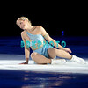 """US World Champion Bronze Medalist, Nicole Bobek performing in Caesars Tribute II """"A Salute to the Ladies of the Ice skating show and tribute to Peggy Flemming."""