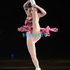 """US Olympic Silver Medalist Sasha Cohen performing in Caesars Tribute II """"A Salute to the Ladies of the Ice skating show and tribute to Peggy Flemming."""