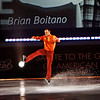 """ATLANTIC CITY, NJ - DECEMBER 11:  Brian Boitano skates at 'A Salute to the Golden Age of American Skating""""  at Boardwalk Hall Arena on December 11, 2010 in Atlantic City, New Jersey.  () *** Local Caption *** Brian Boitano"""