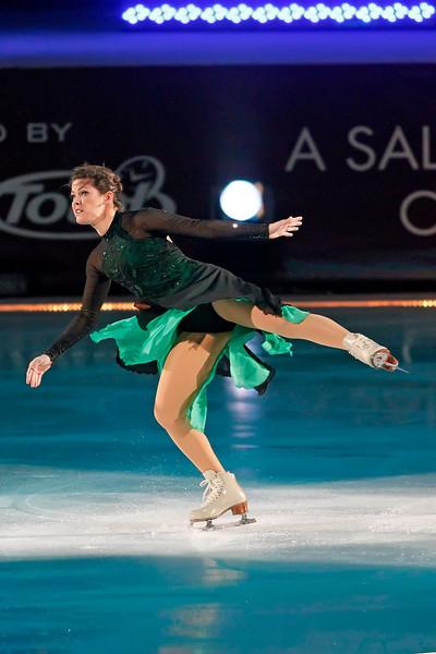 "ATLANTIC CITY, NJ - DECEMBER 11:  Nancy Kerrigan skates at 'A Salute to the Golden Age of American Skating""  at Boardwalk Hall Arena on December 11, 2010 in Atlantic City, New Jersey.  ()"