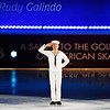 """ATLANTIC CITY, NJ - DECEMBER 11:  Rudy Galindo skates at 'A Salute to the Golden Age of American Skating""""  at Boardwalk Hall Arena on December 11, 2010 in Atlantic City, New Jersey.  ()"""