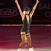 """ATLANTIC CITY, NJ - DECEMBER 11:  Sasha Cohen skates at 'A Salute to the Golden Age of American Skating""""  at Boardwalk Hall Arena on December 11, 2010 in Atlantic City, New Jersey.  ()"""