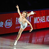 "ATLANTIC CITY, NJ - DECEMBER 11:  Sarah Hughes skates at 'A Salute to the Golden Age of American Skating""  at Boardwalk Hall Arena on December 11, 2010 in Atlantic City, New Jersey.  ()"