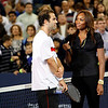 PETE SAMPRAS & VENUS WILLIAMS