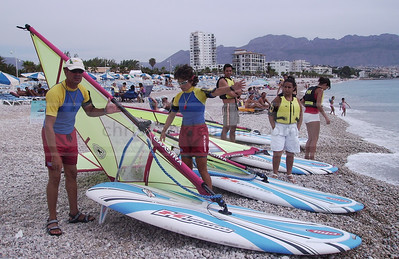 RUTAS AZULES - Year 2006 - 2007 - 2008 - 2009