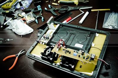 Development of the Camera Remote Control System (2008)