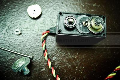 Development of the first Pan-Tilt Camera Mount (2006)