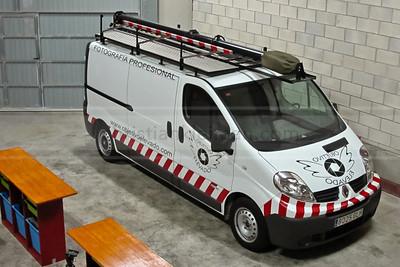 Mobile Unit - Mast 27 mts. (2012)