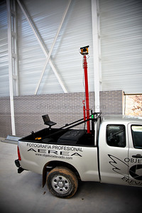 Mobile Unit - Mast 12 mts. (2010)