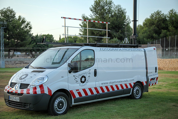 Mobile Unit - Mast 27 mts. (2009)