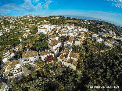 Aerial Photographer - Spain