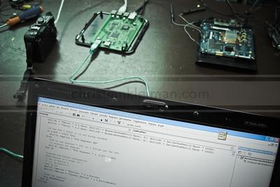 Development of a new Prototype (2012)