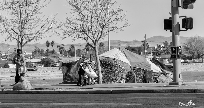 Homeless Camp Las Vegas 2018