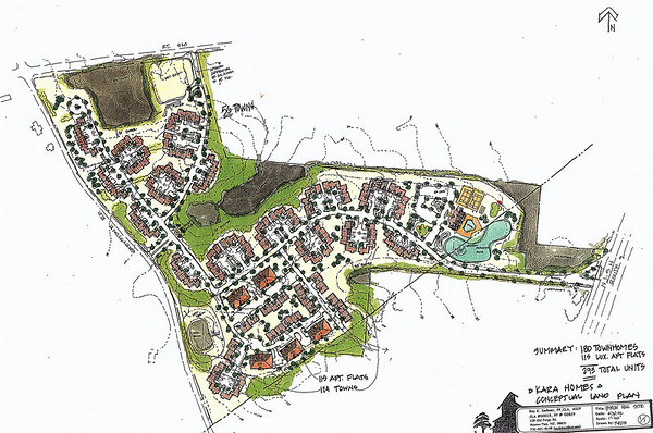 Birch Hill Age Restricted Planned Residential Community, Old Bridge, NJ, started by Kara Homes, and completed by PRC Group.