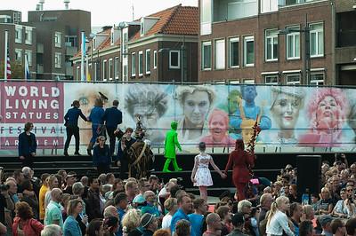 World Living Statues in Arnhem