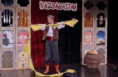 Zirkus KAZBAGASTAN