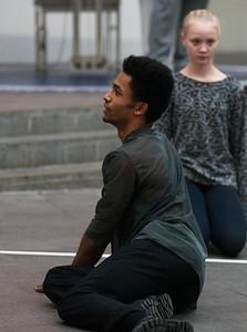 een choreografie voor een week zonder geweld