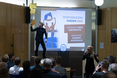 Sportverkiezing Rheden