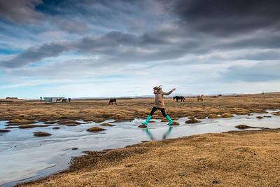 ISLAND HOPPING, RURAL ICELAND