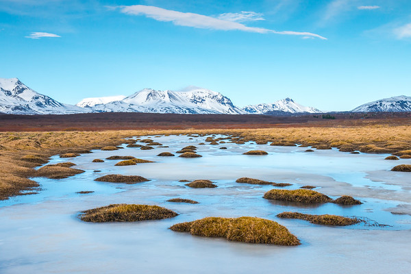 MOSS ISLANDS, ICELAND