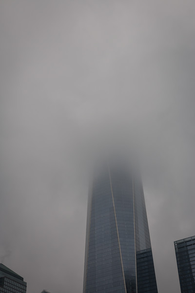 INTO THE CLOUDS, NYC