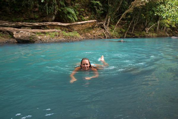 AFTERNOON DIP, COSTA RICA