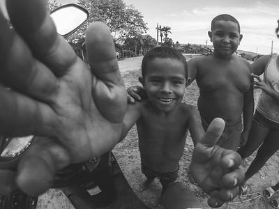 KIDS, RURAL CUBA
