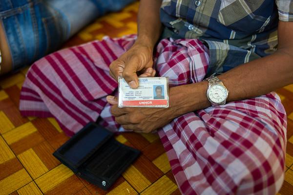 Rohingya refugee in Malaysia