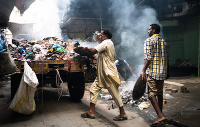 Amritsar, with a population of around 1.1 million, generates more than 600 metric tonnes of garbage every day, which is never segregated into wet and dry categories as per the Municipal Solid Waste rules.