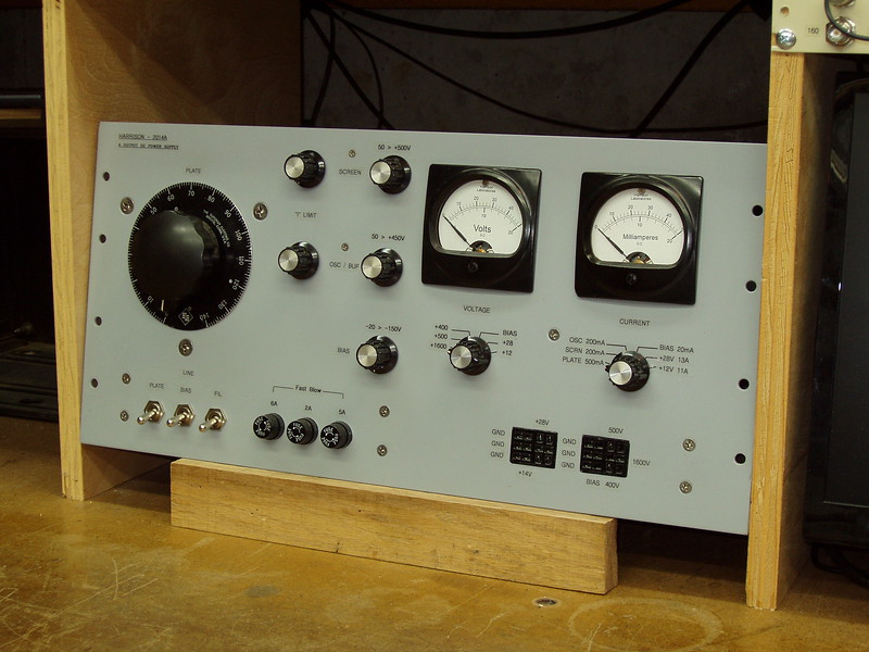 The impetus for this project was to have a supply that could run my ART-13 transmitter.