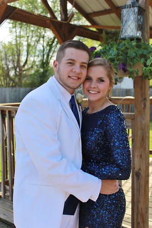 CONNOR SENIOR PROM 2015