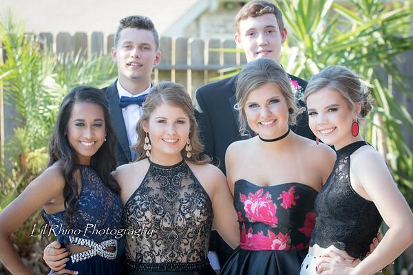 Kick off to Prom 2017