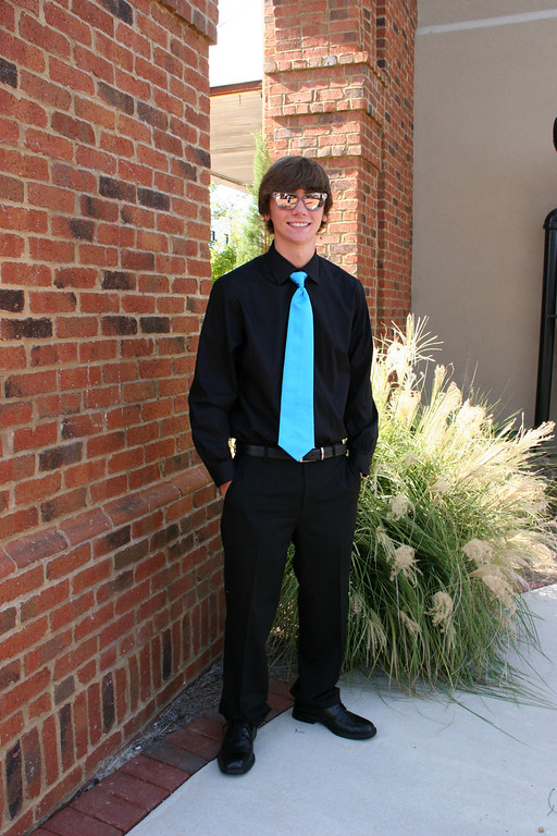 Cody's TCHS Homecoming 2010 (10th Grade)