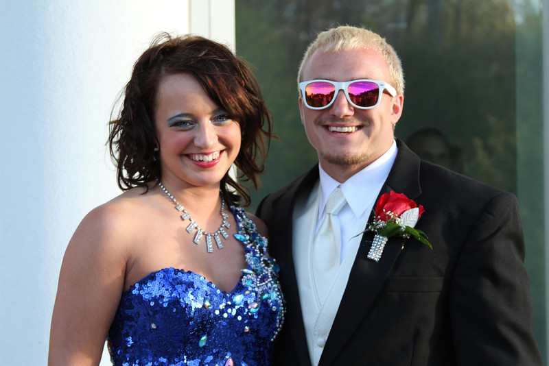 Prom King and Prom Queen