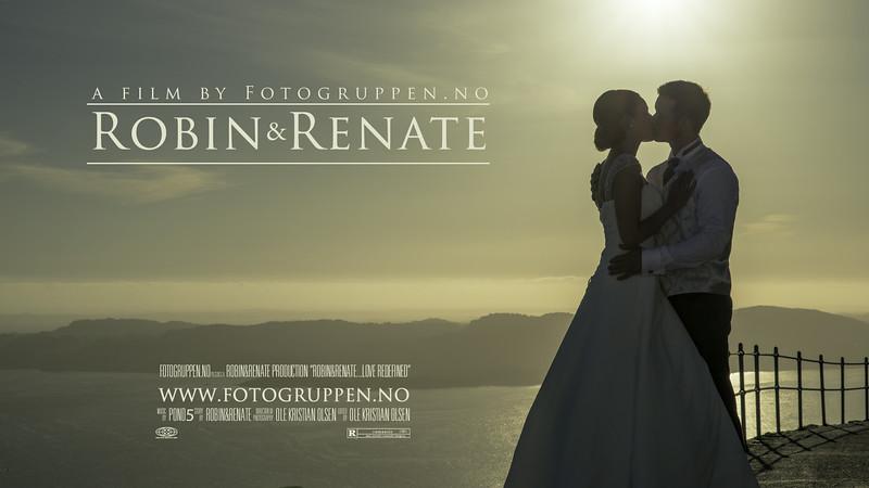 Robin & Renate - Movieposter (PRIVAT)