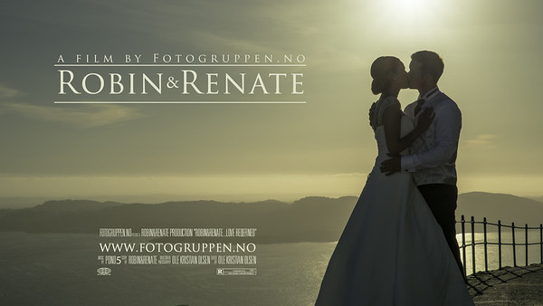 Robin & Renate - Movieposter (PRIVAT)