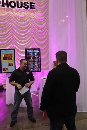 2012-01-14 - Cleveland Bridal Show