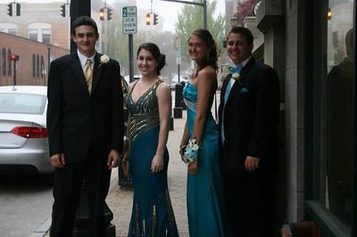 Junior Prom, May 9, 2009