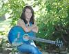 hannah-guitar at riley park 8X10