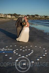Ben and Sarah's beachside wedding