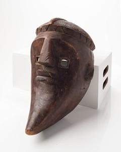 EX005 Half Moon Mask